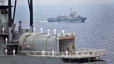 صورة صحيفة أميركية: إسرائيل ضربت سفن نفط إيرانية متجهة لسوريا