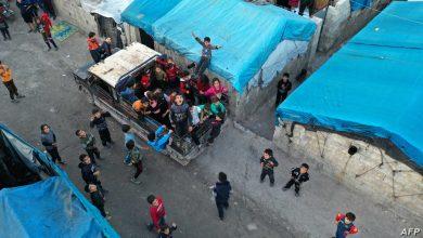 صورة منظمة حقوقية: 86% من الأطفال السوريين المهجرين لا يريدون العودة لسوريا