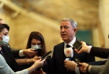 صورة وزير الدفاع التركي: روسيا ستتخذ إجراءات لوقف خروقات اتفاق إدلب