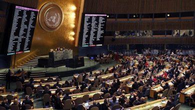 صورة الأمم المتحدة تعتمد قرارا يدين انتهاكات نظام الأسد