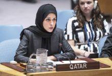 صورة قطر تدعو مجددا لتفعيل الحل السياسي للقضية السورية