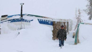 صورة توفوا بسبب البرد.. الجيش اللبناني يعثر على جثامين سيدتين وطفلين سوريين