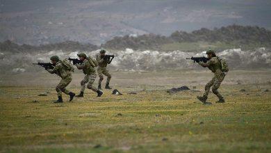 صورة الدفاع التركي تعلن تحييد 10 عناصر حاولوا التسلل شمالي سوريا