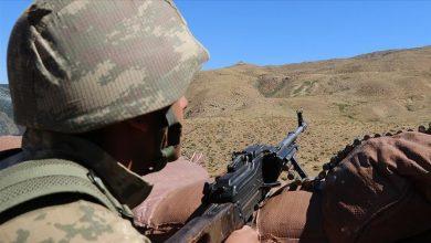 صورة الدفاع التركية تعلن تحييد إرهابيين هاجموا مناطق شمالي سوريا
