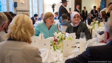 صورة هنأت المسلمين بحلوله.. ميركل: رمضان شهر التدبر والسكينة