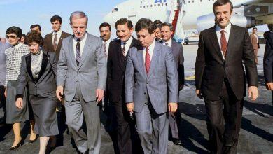 صورة مذكرات خدام: بشار اتفق مع إيران على إطالة الحرب في العراق