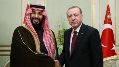 صورة استطلاع يكشف مفاجأة.. أردوغان يتفوق على ابن سلمان
