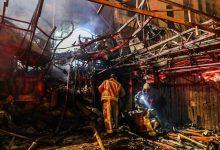صورة قناة إسرائيلية: الموساد مسؤول عن تفجير مفاعل نطنز الإيراني