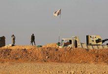 صورة انسحاب ميليشيات مدعومة إيرانياً من سوريا