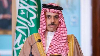 صورة وزير الخارجية السعودي يوضح موقف بلاده من نظام الأسد