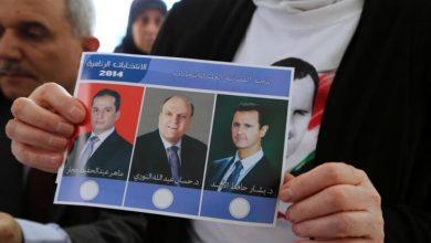 """صورة الانتخابات تدخل فترة الصمت.. مرشحان """"شكليّان"""" ينافسان الأسد"""