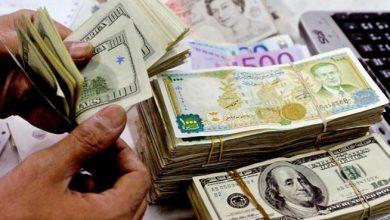 صورة أسعار صرف الليرة مقابل الذهب والعملات يوم الإثنين 7 حزيران
