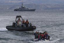 """صورة اليونان تحكم على """"مهرب بشر"""" 146 سنة.. ومهاجرون يؤكدون إنه أنقذهم من الغرق"""