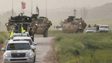 صورة وفد أمريكي رفيع المستوى يزور شمال شرق سوريا