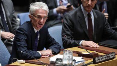 صورة مسؤول أممي يحذر من توقف إيصال المساعدات لمليون و400 ألف سوري