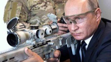 صورة بوتين: جربنا أحدث الأسلحة خلال عملياتنا بسوريا