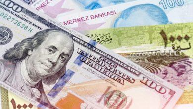 صورة أسعار صرف الليرة مقابل الذهب والعملات يوم الأحد 20 حزيران