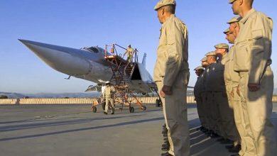 صورة موسكو تنشر قاذفات استراتيجية قادرة على حمل رؤوس نووية في سوريا