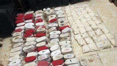 صورة الأردن يحبط محاولة تهريب أكثر من مليون حبة مخدر من سوريا
