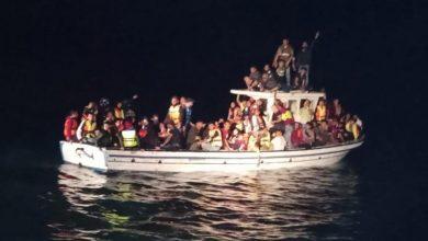 صورة لبنان يفشل محاولة تهريب 125 سورياً إلى أوروبا عبر البحر