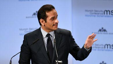 صورة قطر تحدد شرطها لإعادة العلاقات مع سوريا