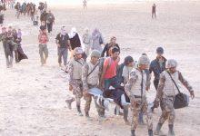 صورة مرضى مخيم الركبان يناشدون ملك الأردن السماح لهم بالعلاج في المملكة