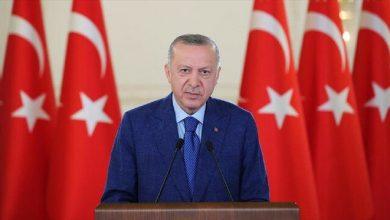 صورة أردوغان: سنواصل بذل قصارى جهدنا لضمان مستقبل مشرق لجارتنا سوريا