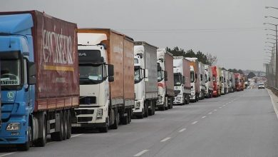 صورة الأمم المتحدة ترسل قافلة مساعدات إلى محافظة إدلب