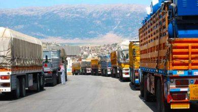 صورة السعودية ترفض دخول شاحنات خضار وفواكه قادمة من سوريا