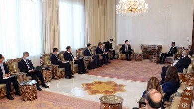 صورة صحيفة بريطانية: الاقتصاد السوري في حالة خراب والصين تتحين الفرصة