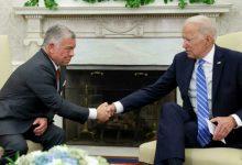 صورة ملك الأردن يدخل على خط إيجاد حلول للمسألة السورية