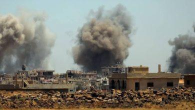 صورة الفرقة الرابعة تنقلب على اتفاق درعا.. قصـ.ف ونهـ.ـب ممتلكات ونزوح عائلات