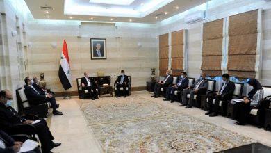 صورة مكلفاً من نظام الأسد.. وزير عراقي يفاوض تركيا على مياه دجلة