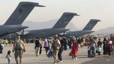 صورة صحيفة بريطانية: ما حدث في أفغانستان هزيمة تاريخية للغرب