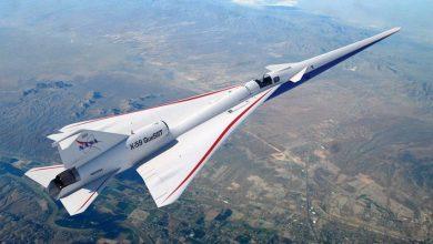صورة ستقلع لأول مرة عام 2022.. ناسا توثق صناعة طائرتها الصاروخية