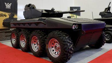"""صورة """"الكار"""".. أول مركبة دفاعية كهربائية ذاتية القيادة في تركيا"""