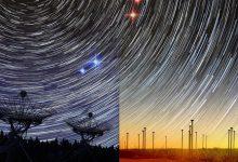صورة علماء الفلك يلتقطون إشارات غامضة وغير مسبوقة من الفضاء