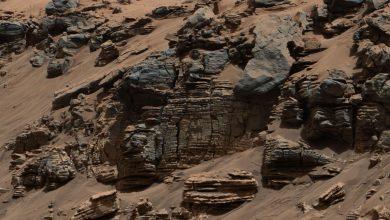 صورة صور جديدة لكوكب المريخ.. سلاسل جبال كبيرة وتضاريس صخرية