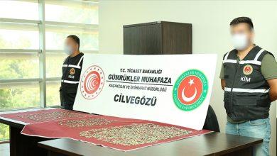 صورة تركيا تحبط عملية تهريب أكثر من 2500 قطعة معدنية أثرية من سوريا