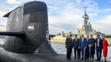 صورة إثر أزمة صفقة الغواصات.. فرنسا تستدعي سفيريها بأمريكا وأستراليا