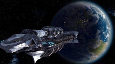 صورة كما أفلام الخيال العلمي.. الصين تدرس بناء مركبة فضائية عملاقة بطول كيلومتر