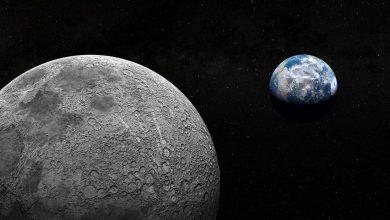 صورة ناسا تحذر.. تذبذب في دوران القمر يؤدي لفيضانات غير مسبوقة