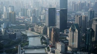 صورة شركة صينية قد تتسبب بأزمة مالية عالمية