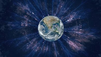 """صورة ناسا تكشف """"حركة غامضة"""" موازية لخط الاستواء تؤثر على أجهزة الأرض"""