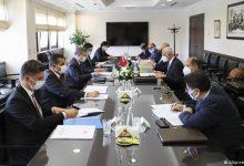 صورة مصر وتركيا تعهدان بمزيد من المحادثات لتسريع تطبيع العلاقات