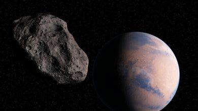 """صورة ناسا تحذر.. كويكب بحجم """"بيغ بن"""" وبسرعة جنونية يتجه نحو مدار الأرض اليوم"""
