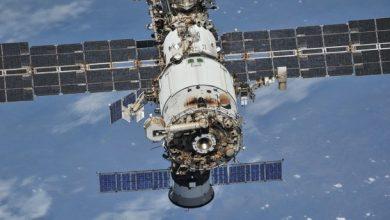 صورة الجزء الروسي من محطة الفضاء الدولية في وضع مقلق وصلاحية أنظمته انتهت