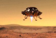 صورة ابتكار صيني جديد لطائرة هليكوبتر ستستخدم لاستطلاع كوكب المريخ