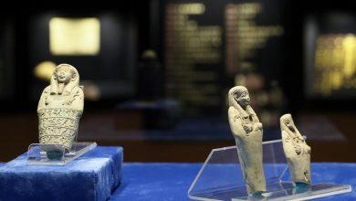 صورة للمرة الأولى.. متحف تركي يعرض آثار فرعونية مكتشفة في الأناضول