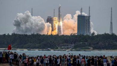 """صورة فاجأ أمريكا.. الصين اختبرت """"بالسر"""" صاروخا فرط صوتي في """"مدار الأرض"""""""